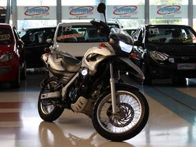 Gs 650 Moto Impecável Km Baixo + Acessórios Ligue!
