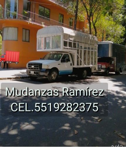 Imagen 1 de 5 de Mudanzas Y Fletes Económicos En El Df Cdmx Del. Cuauhtémoc