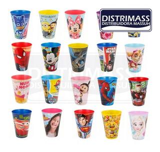 Vasos Plasticos 430ml Para Fiestas Evento Matine Sorpresas