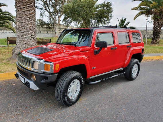 Hummer H3 5 Cilindros 3.7l 4x4