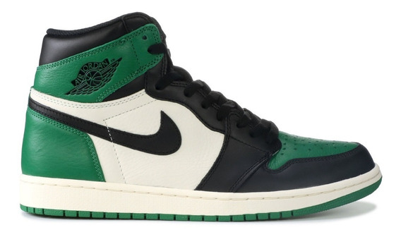 Air Jordan 1 Retro Pine Green 001