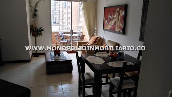 Apartamento Amoblado Renta Poblado Cod13303