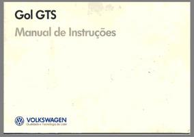 Manual Gol Quadrado Gts Em Pdf