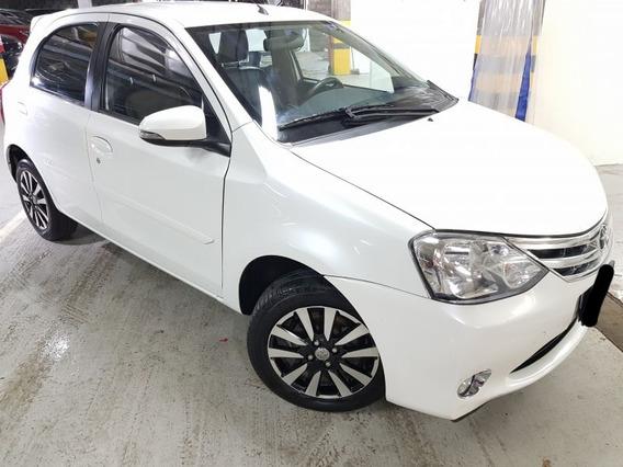 Toyota Etios 1.5 Platinum 16v Flex 4p