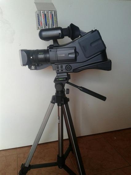 Câmara Filmadora Digital Dvc 20 P Panasonic Profional