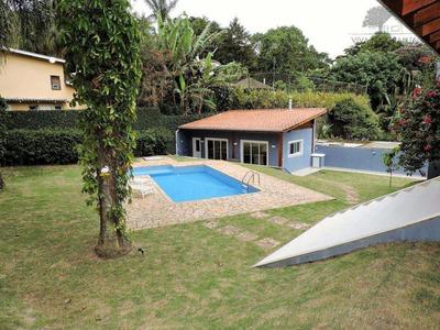 Casa Em Condomínio Com 4 Dormitorios Recanto Inpla, Granja Viana, Carapicuíba Sp - Codigo: Ca1343 - Ca1343