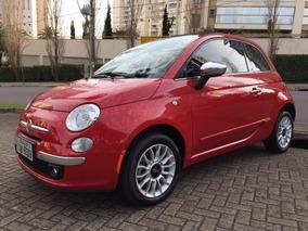 Fiat 500 1.4 Cabrio 16v Gasolina 2p Automático