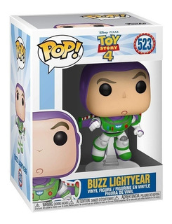 Funko Pop Toy Story 4 523 Buzz Lightyear Nuevo Magic4ever