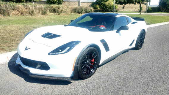 Chevrolet Corvette 6.2 Z06 At 2016
