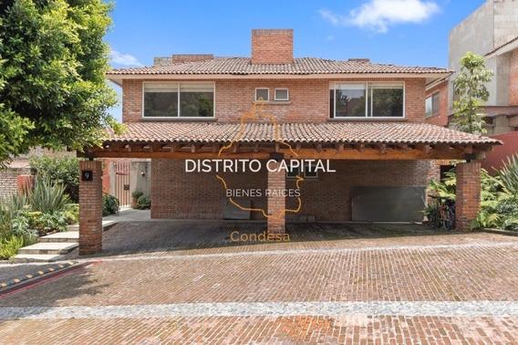Casa En Renta En Santa Fe La Loma, Del. Álvaro Obregón, Cdmx