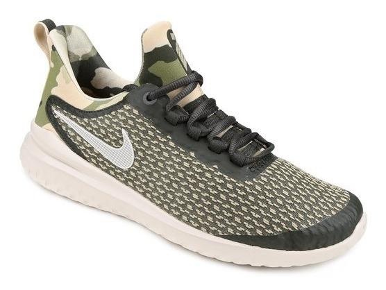 Tenis Nike Renew Rival Camo Original Nf Garantia Lindo