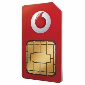 Chip Vodafone M2m Ilimitado Telemetria Rastreadores E Alarme