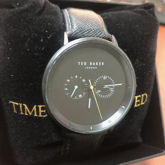 Reloj Caballero Ted Baker Mod. Te50657002, Ligeramente Usado