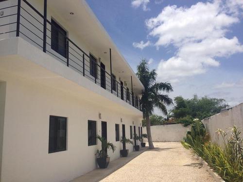 Imagen 1 de 14 de Departamento Amueblado En Renta En Benito Juarez  Norte, Merida Yuc.