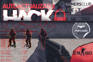 Hack Gamersclub Indetectable Auto-actualizable