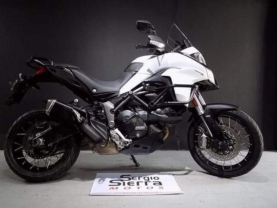 Ducati Multistrada950 Blanca 2018
