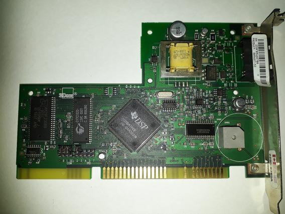Modem/fax 56k 3com-usrobotics 05687 (isa) C/jumpers Com/irq
