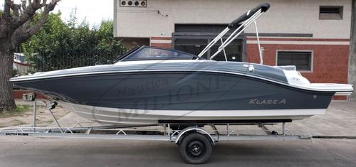 Lancha Open Klase A K210 Veni A Verla A Nautica Milione