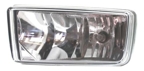 Chevrolet Silverado 2007 - 2013 Faro Antiniebla Izquierdo