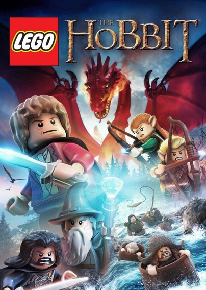 Lego The Hobbit Steam Key Código Digital Ptbr Envio Rápido