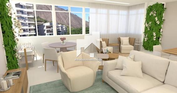 Apartamento Sala 4 Quartos 3 Suite Varanda Vaga - Ap-lagoa4q3s-vi