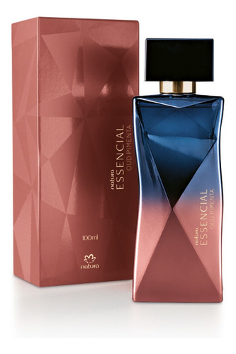 Deo Parfum Essencial Oud Pimenta 100 Ml Perfume Feminino