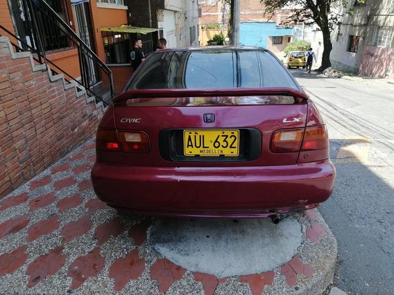 Honda 1994 Lx 4 Puertas