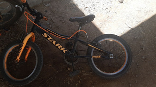 Bicicleta Rise Rodado 16