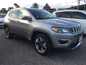 Jeep Compass 2.4 Limited X At 2018