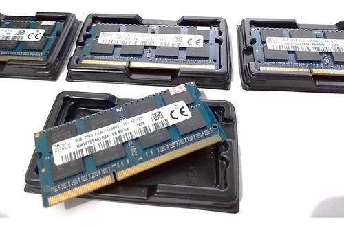 Imagen 1 de 4 de Hynix (8gb) Pc3l-12800s (nueva) Para: iMac, Hp, Dell Etc.