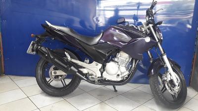 Fazer 250 Roxa 2012