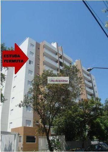 Apartamento À Venda, 97 M² Por R$ 890.000,00 - Vila Gumercindo - São Paulo/sp - Ap5457
