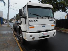 Ford Cargo 2422 2010 Chassis Itália Caminhões