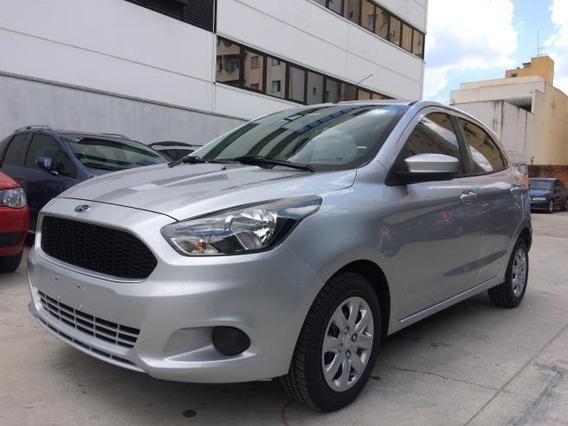 Ford Ka 2015 1.0 Se Prata Periciado Não E Locadora Winikar!!