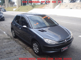 Peugeot 206 1.4 8v Sensation Flex 5p 2007/2007