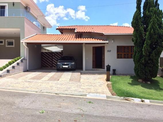 Casa Térrea Com 3 Suítes Para Locação. - Ca2578