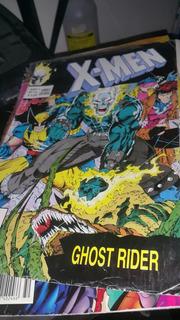 Revista Comic X Men Año 1 Número 12 El Final De La Saga