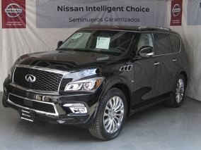Infiniti Qx80 5.6l Perfection Excelentes Condiciones