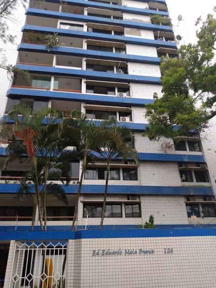 Apartamento Em Parnamirim, Recife/pe De 104m² 3 Quartos À Venda Por R$ 420.000,00 - Ap604469