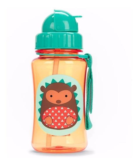 Botella Con Sorbito Para Niños Zoo Skip Hop Erizo