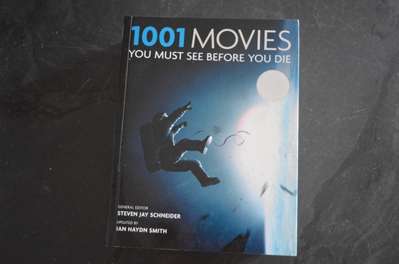 1001 Movies You Must See Before You Die Livro