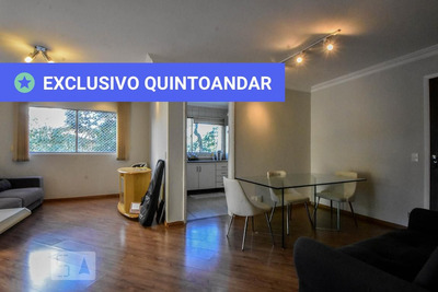 Apartamento No 1º Andar Mobiliado Com 2 Dormitórios E 1 Garagem - Id: 892920941 - 220941