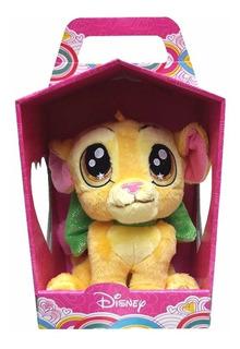 Peluche Simba Glamour Pets Disney De Wabro - Minijuegos