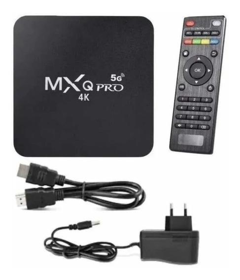 Aparelho Tv Box Transforme A Sua Tv Em Smart C/ Android