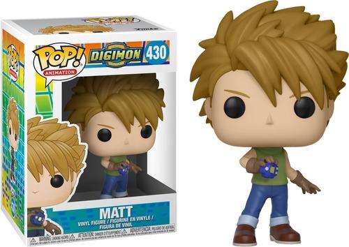 Funko Pop Digimon Matt (430)