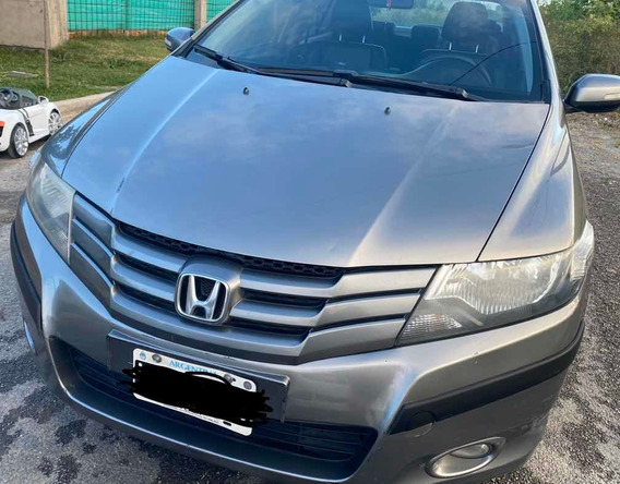 Honda City 1.5 Ex-l At 120cv Br 2012