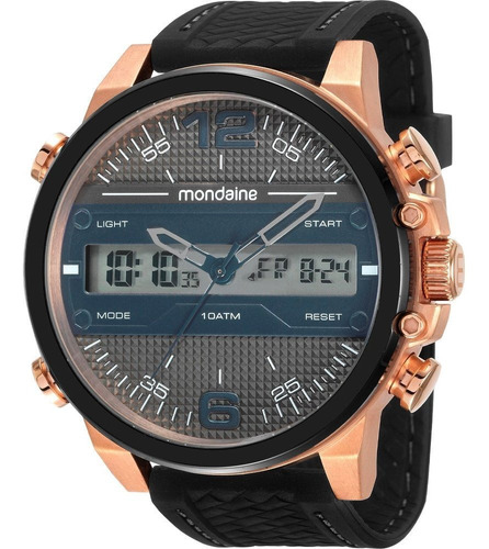 Relógio Masculino Mondaine Original Com Garantia E Nfe