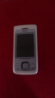 Teléfono Celular Nokia 6265 Usado Para Repuesto