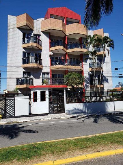 Cobertura Com 1 Dorm, Jardim Marina, Mongaguá - R$ 299 Mil, Cod: 7379 - V7379