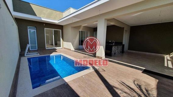 Casa Com 3 Dormitórios À Venda, 187 M² Por R$ 850.000 - Ondas De Piracicaba - Piracicaba/sp - Ca3000